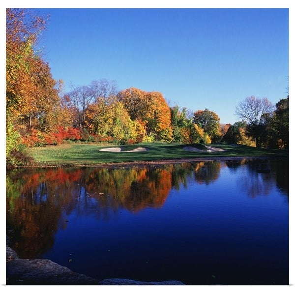 Shop Trees in a golf course, Patterson Club, Fairfield