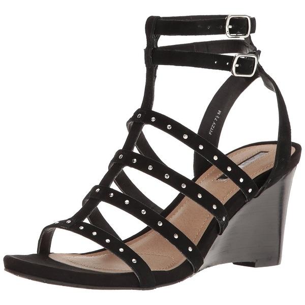 Tahari Women's Ta-Fitzy Wedge Sandal - 8