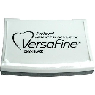 VersaFine Ink Pad Onyx Black