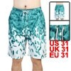 Adult Men Breathable Half Pants Outdoor Beach Shorts Adjustable Swim Trunks