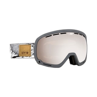 Spy Optic 313013892382 Marshall Snow Ski Goggles D Larsen Bronze Mirror - gray