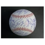 Signed Giants San Francisco 2013 MLB Baseball by the 2013 San Francisco Giants team autographed