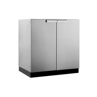 NewAge Products Outdoor Kitchen Classic 32 Inch W x 23 Inch D 2-Door Cabinet (4 options available)