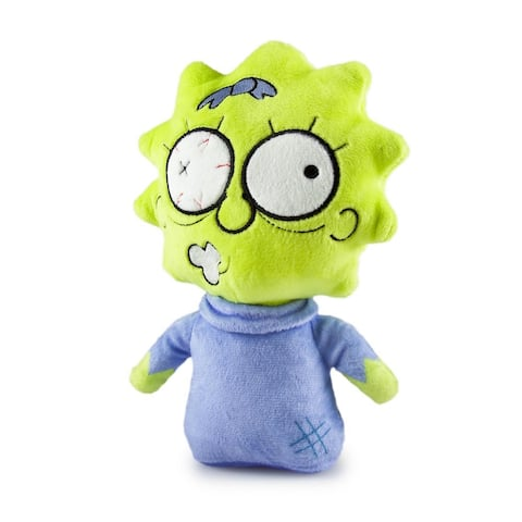 "The Simpsons 8"" Phunny Plush: Zombie Maggie - multi"