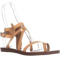 Seven Dials Sync Ankle Strap Sandals, Nude