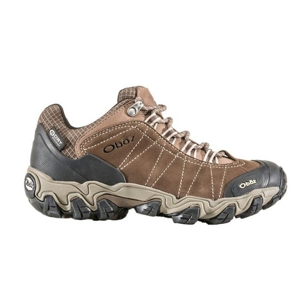 Oboz Women's Bridger Low BDRY - walnut