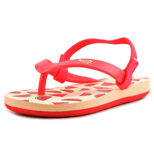 Roxy Rg Tahiti V Youth Open Toe Synthetic Thong Sandal