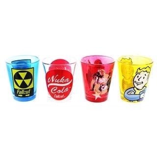 Fallout Shot Glass, Set of 4 - Multi