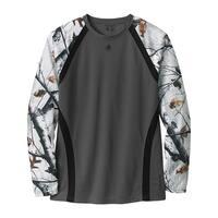 Legendary Whitetails Men's Counter Strike Performance Camo T-Shirt