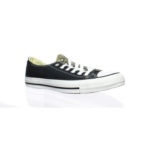 Converse Mens All Star Black Skateboarding Shoes Size 5.5