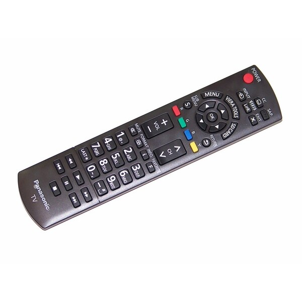 NEW OEM Panasonic Remote Control Originally Shipped With TCP5032C, TC-P5032C