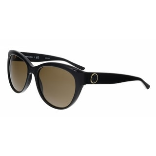 Tory Burch TY7084 131273 Black Cat Eye Sunglasses - 55-17-135