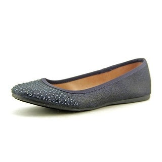 Style & Co. Womens ANGELYN Closed Toe Slide Flats
