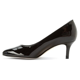 VANELi Womens Laureen Patent Dress Pumps - 8 narrow (aa,n)