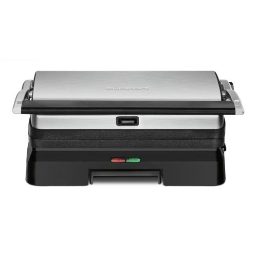 """""""Cuisinart GR-11FR Griddler Grill and Panini Press"""""""