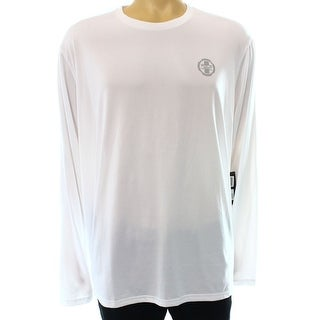 Polo Ralph Lauren NEW White Mens Size 2XL Logo Shirt Athletic Apparel