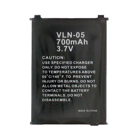 Sanyo 3200 Standard Li-Ion Battery 700 mAh