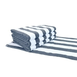 Link to 100% Cotton Cali Cabana Beach Towels (4 Pack, 30x60 in.) Similar Items in Towels