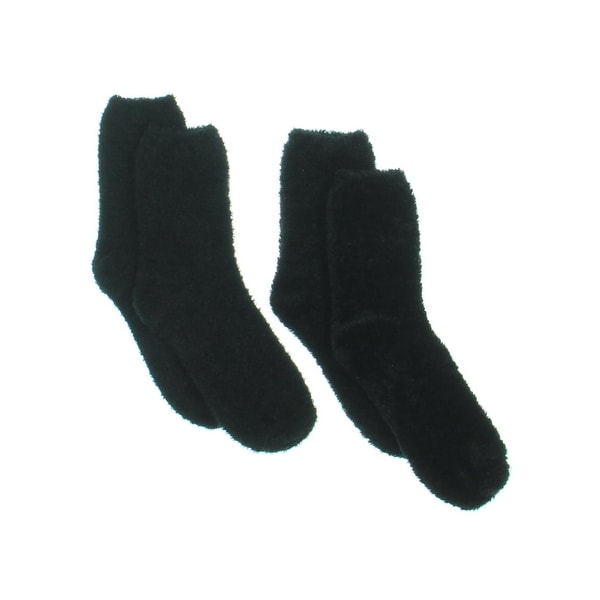 Chirpy Socks Womens Slipper Socks 2PK Soft - o/s