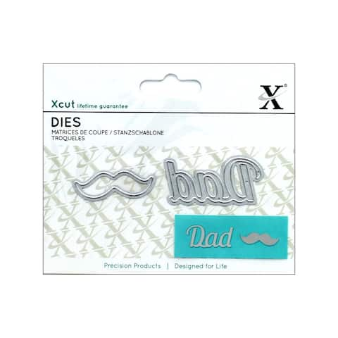 Xcu 504100 docrafts xcut die mini dad