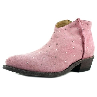 """Old Gringo Piquetes 4"""" Round Toe Leather Western Boot"""