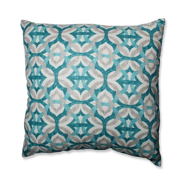 "24.5"" Tangled In Frost Decorative Throw Pillow"