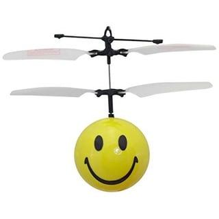 Mini Flyer Smiley Infrared Flying Saucer