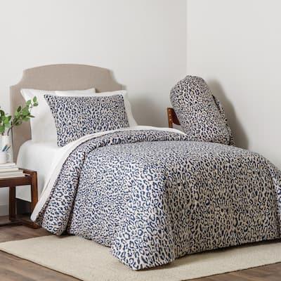 Kenley 3-piece Animal Print Twin/Twin XL Comforter Set