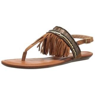 Report Women's Laufer Flat Sandal - 8