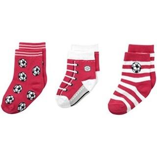 Country Kids Infant 3PK Casual Socks - 1-4