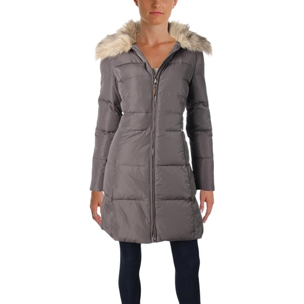 f0ca67c0fb8 Shop Lauren Ralph Lauren Womens Parka Coat Quilted Down - Free ...