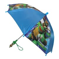 Nickelodeon Kid's Teenage Mutant Ninja Turtles Stick Umbrella - One size