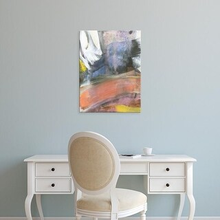 Easy Art Prints Jodi Fuchs's 'Swish' Premium Canvas Art