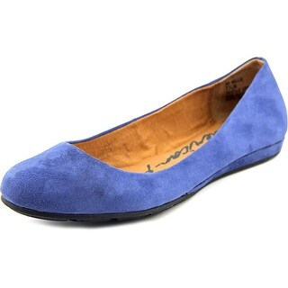 American Rag aellie Round Toe Suede Flats