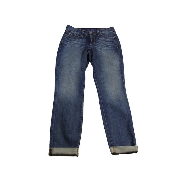 Nydj Heyburn Wash Ankle Jeans 0