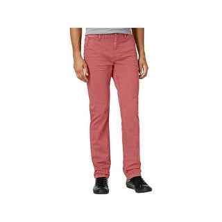 William Rast Mens Chino Pants Twill Slim - 36/32