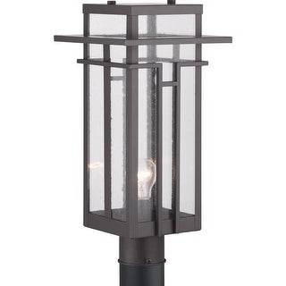 "Link to Boxwood Collection One-Light Post Lantern - 22.000"" x 12.000"" x 12.000"" Similar Items in Pier Mount Lights"