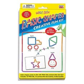 Wikki Stix Basic Shapes Kit