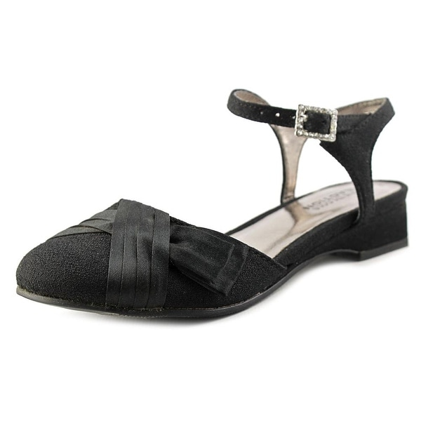 Kenneth Cole Reaction Kids Sweet Gleam 2 Open Toe Canvas Sandals