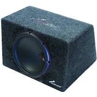 """Audiopipe APSQ12ET 12"""" Single Sealed Bass Enclosure"""