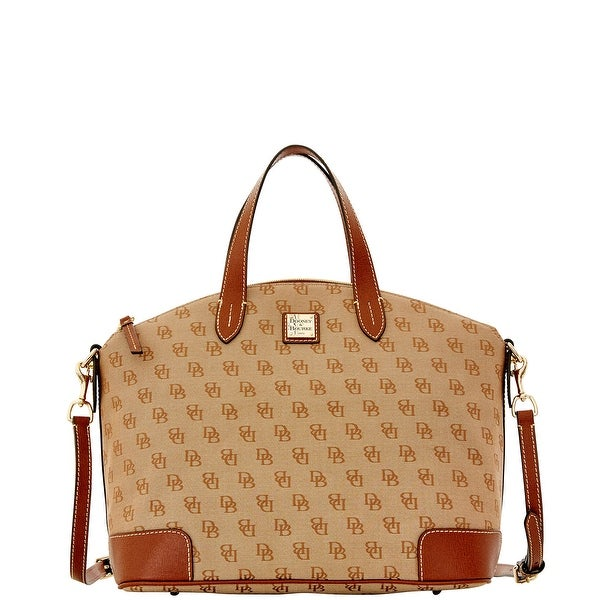 Dooney & Bourke Madison Signature Large Gabriella (Introduced by Dooney & Bourke at $228 in Nov 2015)