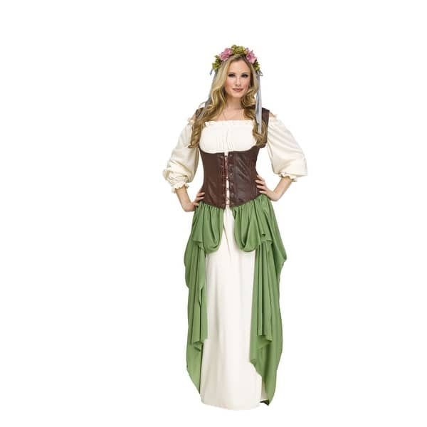 de730517388 Shop Womens Sexy Wench Medieval Costume - Free Shipping On Orders ...