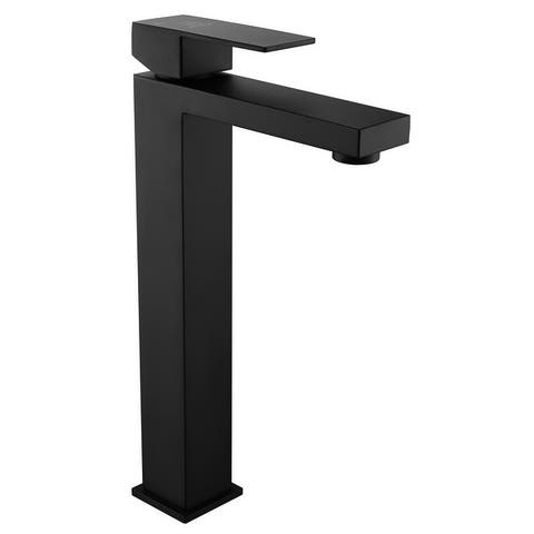 Enti Series Single Hole Single-Handle Vessel Bathroom Faucet