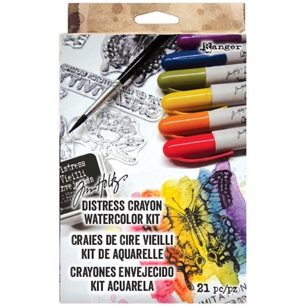 Tim Holtz Distress Watercolor Kit