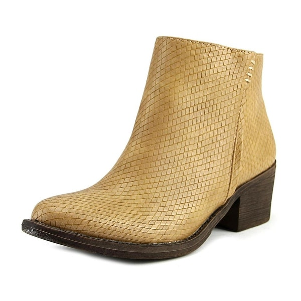 Volatile Expose Women Round Toe Synthetic Bootie