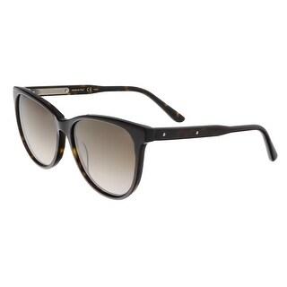 Bottega Veneta BV0021/S 005 Havana Cateye Sunglasses