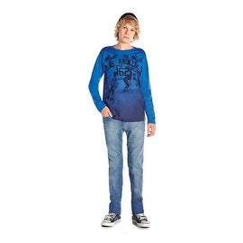 Pulla Bulla Tween boy long sleeve graphic tee ages 10-16 years