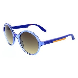 Carrera CA5008/S 00TK Bluette Round Sunglasses