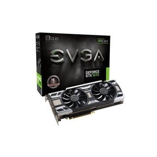 Evga Geforce Gtx 1070 Gaming Acx 3.0, 8Gb Gddr5, Led, Dx12 Osd Support (Pxoc) Graphics Card 08G-P4-6171-Kr