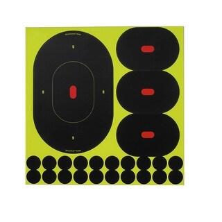 Birchwood casey 34905 birchwood casey 34905 b27-6 snc 9 oval target (per6)
